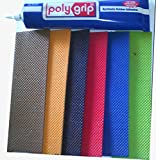 Rhino-Cricket-Bat-Toe-Guard-with-Pasting-Glue-Assorted-Colours-Full-Size-Pack-Of-10