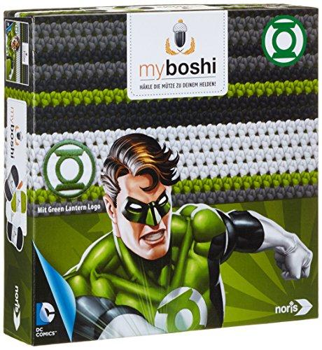 Noris 606311367 - Myboshi - Superhelden Green