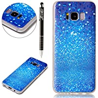 Galaxy S8 Plus Hülle,Galaxy S8 Plus Silikon Hülle Tasche Handyhülle,SainCat Relief Obst Muster Ultra dünne Silikon... preisvergleich bei billige-tabletten.eu