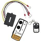 Baoblaze ersättning 12 V vinsch trådlös fjärrkontroll kontrollkit för bil lastbil ATV