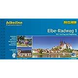Elbe-Radweg Teil 2 bikeline Radtourenbuch Von Magdebur...BuchZustand gut