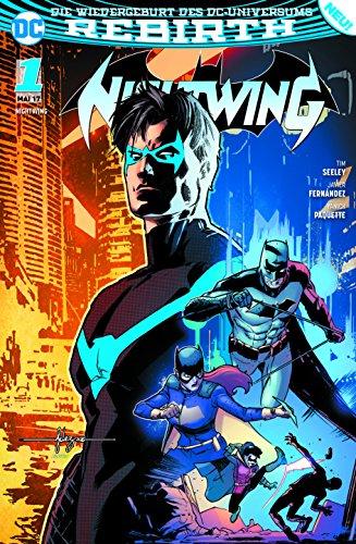 Preisvergleich Produktbild Nightwing: Bd. 1 (2. Serie): Besser als Batman