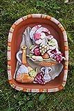 Pannello di argilla fatto a mano Arazzo in ceramica Decorazioni di casa