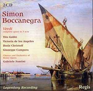 Simon Boccanegra 2CDs