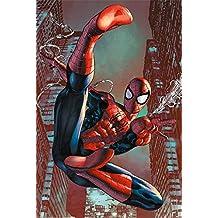 Spider-Man Spiderman Póster (tamaño grande), multicolor