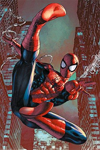 Spider-Man Spiderman Póster (tamaño Grande)