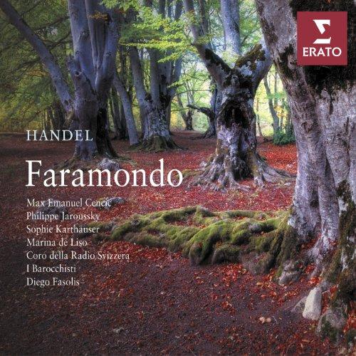 Faramondo, Hmv 39, Act 2: Scene VIII: Aria. Comabttuta Da Due Venti (Clotilde)
