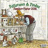 Pettersson und Findus - Familien Planer 2016: Kalender 2016 (Media Illustration)