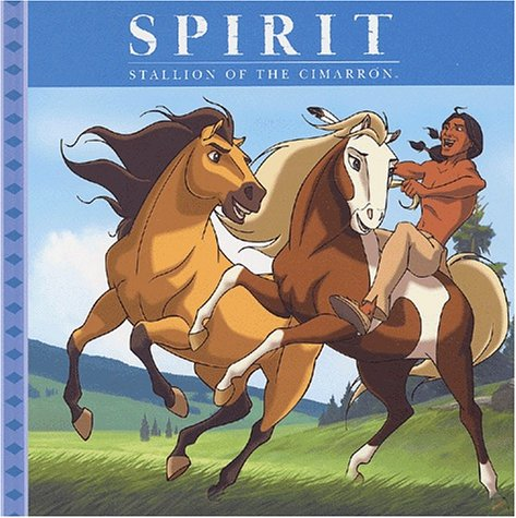 Spirit. Stallion of the Cimarron par Mary Hogan