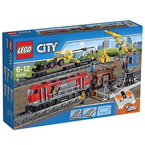 Lego City 60098 Treno Trasporto Pesante 6-12 Anni
