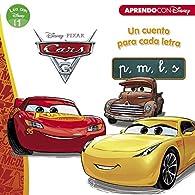 Cars 3. Un cuento para cada letra: p, m, l, s par  Disney