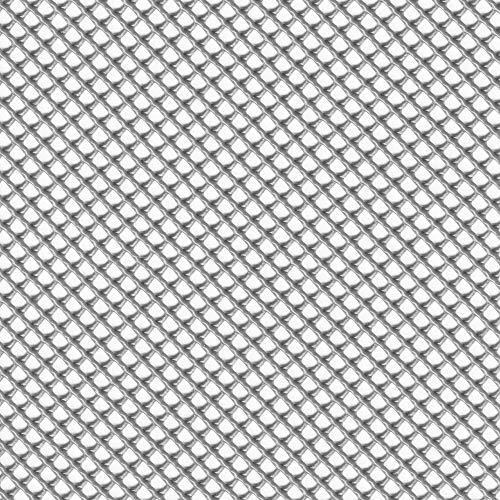tenax Rete Protettiva Plastica Maglia Romboidale Molto Fitta Multiuso Jolly 050 x 5 m Grigio 500x50