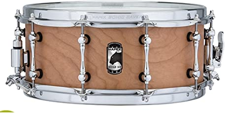 "Black Panther Design Lab Snare 14""x6"" Cherry Bomb"