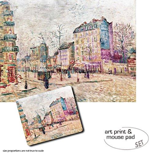 set-regalo-1-pster-impresin-artstica-80x60-cm-1-alfombrilla-para-ratn-23x19-cm-vincent-van-gogh-boul