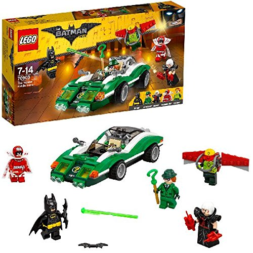 The LEGO Batman Movie 70903 - The Riddler: Riddle Racer (Batman Rüstung)