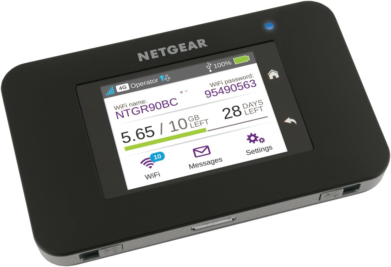 Netgear Router/Mobiler Wlan Router
