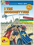 eBook Gratis da Scaricare I tre moschettieri Le letture di piccolo genio (PDF,EPUB,MOBI) Online Italiano