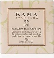 Kama Ayurveda Heal Revitalising Soap, 75g