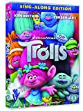 TROLLS MOVIE DVD - ANNA KENDRICK, JUSTIN TIMBERLAKE - SING-ALONG EDITION