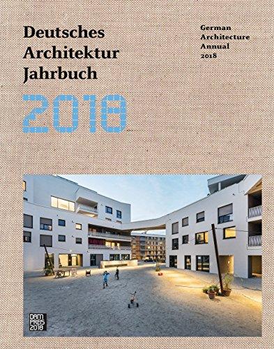 Deutsches Architektur Jahrbuch 2018 / German Architecture Annual 2018 Buch-Cover