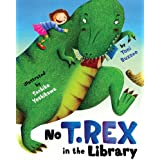 No T. Rex in the Library (English Edition)