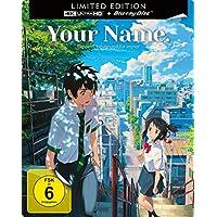 Your Name. - Gestern, heute und für immer - Limited Edition - Steelbook