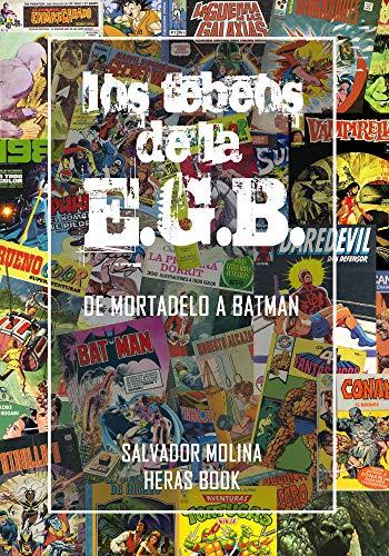 ¿Qué cómics leías cuando estabas en E.G.B.?Este libro trata de responder a esa pregunta y analizar una época esplendorosa dentro la historia del cómics: la de los últimos 25 años del siglo XX . Es increíble la cantidad de cómics -o tebeos, como se ll...
