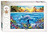 Puzzle 2000 Teile - Dolphin Paradise