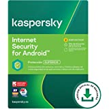 Kaspersky Internet Security para Android | 2 Dispositivos 2 Móviles | 1 Año | Android | Código de activación vía correo elect
