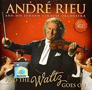 Andre Rieu - 2011 - And The Waltz Goes On