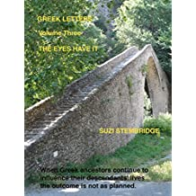 "GREEK LETTERS: VOLUME 3 ""THE EYES HAVE IT"" (JIGSAW)"