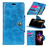 cuzz Wallet Case for WIKO sunny 3 mini,with [ Tempered