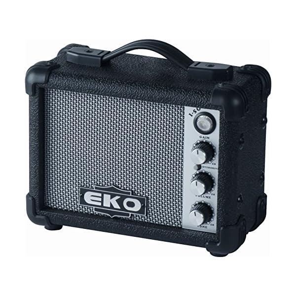 Eko I-5G Black amplificatore per chitarra 5W nero