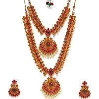 Estele Necklace Set for Women