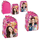 Montichelvo 52959 –  Sac a dos Soy Luna Interchangeable