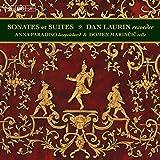 Sonates Et Suites [Dan Laurin; Anna Paradiso; Domen Marini] [Bis: BIS2185] by Dan Laurin