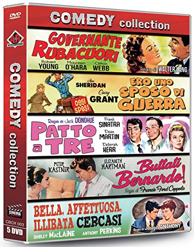 comedy collection (5dvd) box set