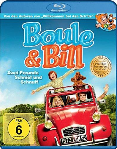 Boule & Bill - Zwei Freunde Schnief und Schnuff [Blu-ray]