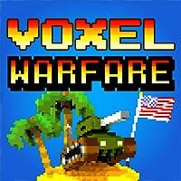 Voxel Warfare Tanks