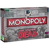Monopoly - The Walking Dead SURVIVAL-EDITION auf DEUTSCH [Importación alemana]