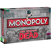 The Walking Dead Monopoly Brettspiel