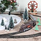 Tren eléctrico Navidad Transiberiano