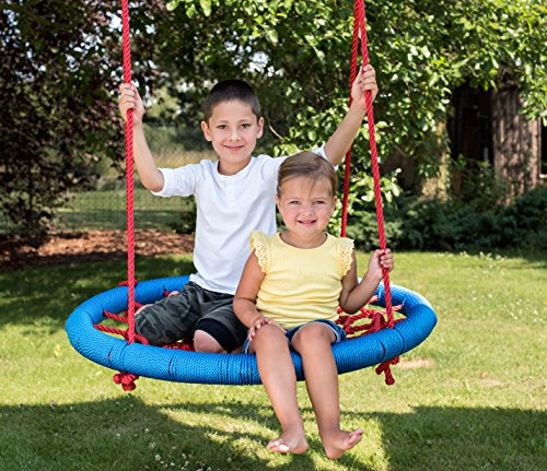 Hape International Woody Swing Ring - red, 100cm