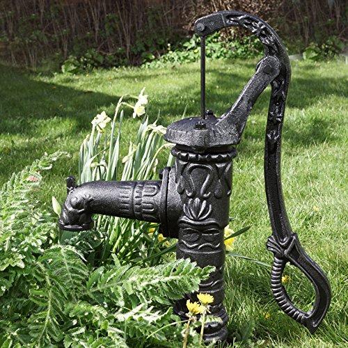 Vintage – Nostalgie Schwengel Pumpe - 4