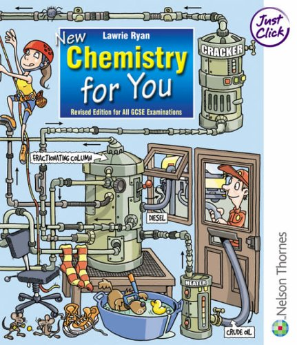 New Chemistry for You: Student's Book: For All GCSE Examinations