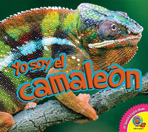 El Camaleon (Chameleon) (Yo Soy / I Am) por Aaron Carr