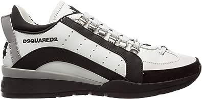 Dsquared2 Scarpe Lace UP Low Top Sneakers 551 Vitello Sport