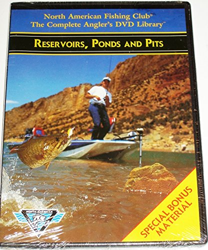 North American Fishing Club, Reservoirs, Ponds and Pits, DVD