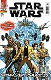 DISNEY STAR WARS Comic Ausgabe # 1 (Kiosk-Ausgabe): LUKE SKYWALKER SCHLÄGT ZU!