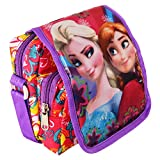 #10: Cartoon Character Sling Bag for Kids Picnic/Outdoor Adventure Cell Phone Purse Wallet Shoulder Bag Messenger Bag